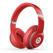 Beats by Dr. Dre: Studio Wireless Over-Ear Headphones - Red