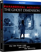 Paranormal Activity: The Ghost Dimension 3D (Includes 2D Version)