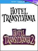 Hotel Transylvania 1 and 2