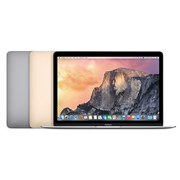 MacBook 12-inch: 1.2GHz Dual-Core Intel Core M, 512GB