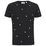 Cheap Monday Men's Standard T-Shirt - Spiral Dot Black
