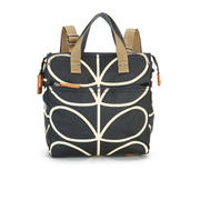 Orla Kiely Women's Stem Small Backpack - Black