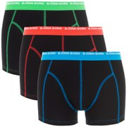 Bjorn Borg Men's 3 Pack Boxers - Black