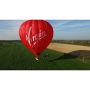 Christmas Hot Air Balloon Ride Gift Package for Two