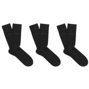 BOSS Hugo Boss Men's 3 Pack Socks - Black