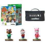 Animal Crossing: amiibo Festival amiibo Pack (Tom Nook + Reese + Lottie)