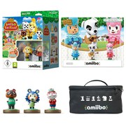 Animal Crossing: amiibo Festival amiibo Pack (Tom Nook + K.K. Slider + Cyrus + Reese + Mabel + Lottie)
