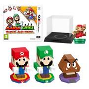 Mario & Luigi: Paper Jam Bros. + Mario Classic Colours amiibo Pack