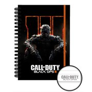 Call Of Duty Black Ops 3 Black Ops 3 - A5 Notebook