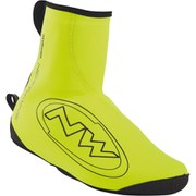 Northwave Sonic Shoe Cover - Yellow/Black