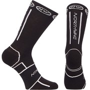 Northwave Sonic Winter Socks - Black/White