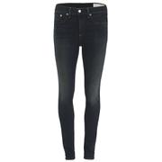 rag & bone Women's 10 Inch Skinny Jeans - Aston