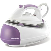 Morphy Richards 42244 Steam Generator Iron - Purple