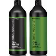 Matrix Total Results Curl Please Shampoo and Conditioner (1000ml)
