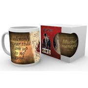 Harry Potter Marauders Map - Mug