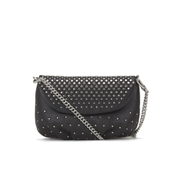 Marc by Marc Jacobs Women's New Q Karlie Degrade Studs Cross Body Bag - Black