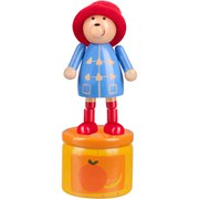 Orange Tree Toys Paddington Push Up