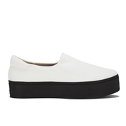 Opening Ceremony Women's OC Slip On Platform Trainers - White Multi