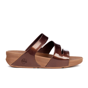 FitFlop Women's Superjelly Twist Sandals - Bronze
