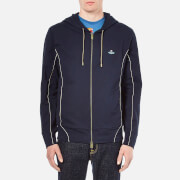 Vivienne Westwood MAN Men's Tybald Zipped Hoody - Navy