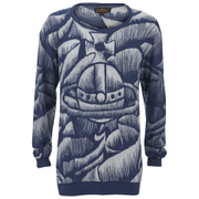 Vivienne Westwood Anglomania Men's Easy Sweatshirt - Blue
