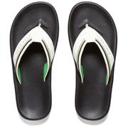 BOSS Green Men's Shoreline Fresh Flip Flops - Black
