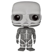 Attack on Titan Colossal Limited Edition Black & White 6 inch Pop! Vinyl Figure