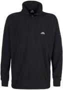 Trespass Men's Masonville AirTrap100 1/2 Zip Fleece Jumper - Black
