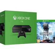 Xbox One 1TB Console – Includes Star Wars: Battlefront