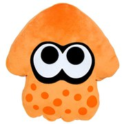 Splatoon Inkling Squid Cushion (Orange)