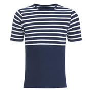 Arpenteur Men's Rachel Striped Jersey T-Shirt - Navy/White