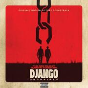 Django Unchained - The Original Soundtrack OST (2LP) - Black Vinyl