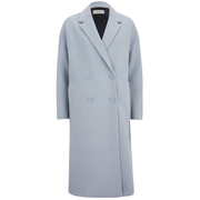Paul by Paul Smith Women's Raffia Coat - Sky Blue