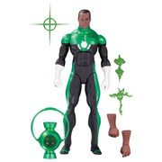 DC Comics Icons Green Lantern John Stewart Mosaic Action Figure 15 cm