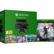 Xbox One Holiday Value Bundle - Includes Rise of the Tomb Raider