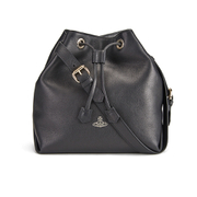 Vivienne Westwood Women's Spencer Bucket Bag - Black