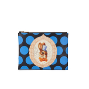 Vivienne Westwood Women's Bunny Clutch Bag - Black