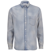 Cheap Monday Men's Air Denim Shirt - Jet Blue