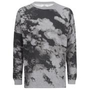 Cheap Monday Men's Zone Clouds Sweatshirt - Grey Melange