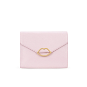 Lulu Guinness Women's Leila Clutch Bag - Light Magenta