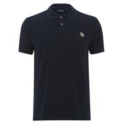 Paul Smith Jeans Men's Zebra Short Sleeve Polo Shirt - Navy