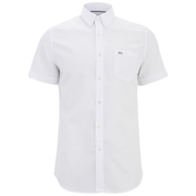 Lacoste Men's Short Sleeve City Shirt - White