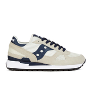 Saucony Shadow Original Trainers - Light Tan/Navy