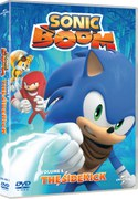 Sonic Boom: The Sidekick - Includes Poster