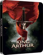 King Arthur Steelbook - Zavvi Exclusive Limited Edition Steelbook