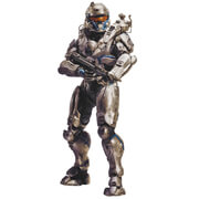 Best Of Halo 5 Guardians Spartan Buck Action Figure