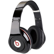 Beats by Dr. Dre: Studio Noise Cancelling Headphones - Black - Manufacturer Refurbished