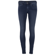 Maison Scotch Women's La Parisienne Jeans Ocean Trip - Blue