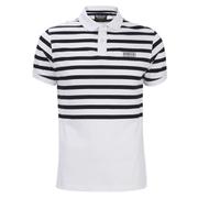 Barbour International Men's Generator Polo Shirt - White