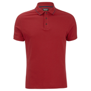 Barbour International Men's Polo Shirt - Chilli Red